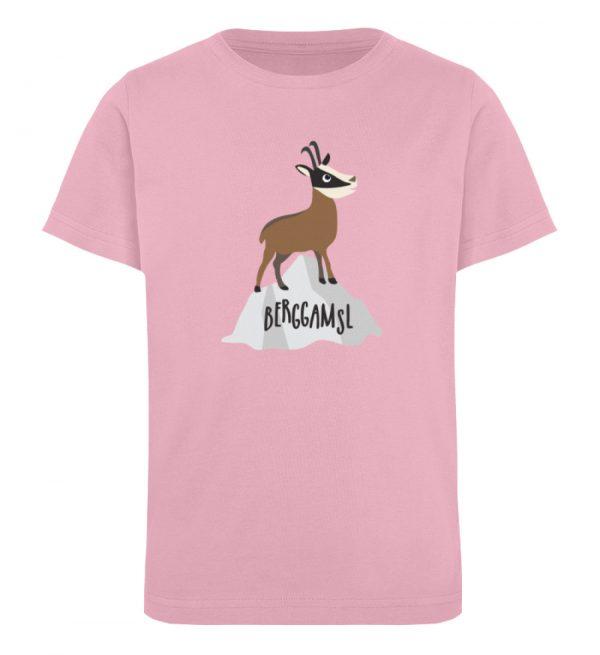 Gams Gemse Gämse Berggamsl Berggams - Kinder Organic T-Shirt-6903