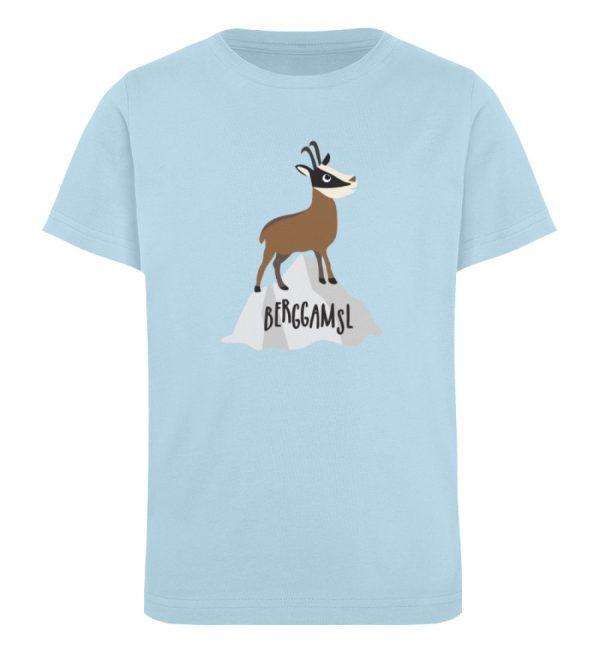 Gams Gemse Gämse Berggamsl Berggams - Kinder Organic T-Shirt-6888